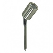 GU10SPIKE STAINLESS STEEL SPIKE LIGHT IP44