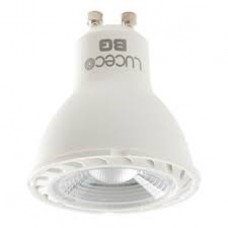 LGDW5W37-01 LED GU10 5W DIMMABLE 2700K (370LUMEN)