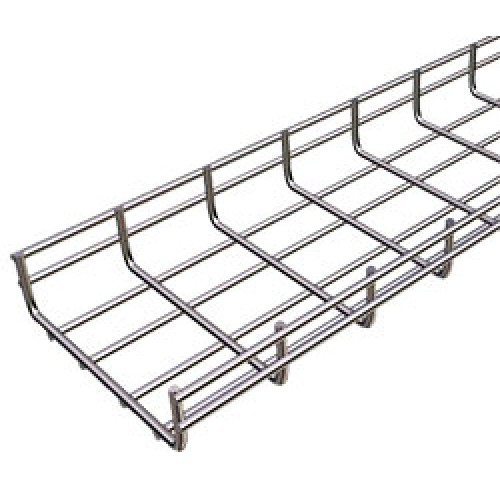 pemsa 60222150 wire basket tray 60x150 3m length  collection item only
